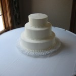 3 Tier Cake on Cake Smooth
