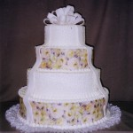 4 Tier CakeOnCake Wallpaper