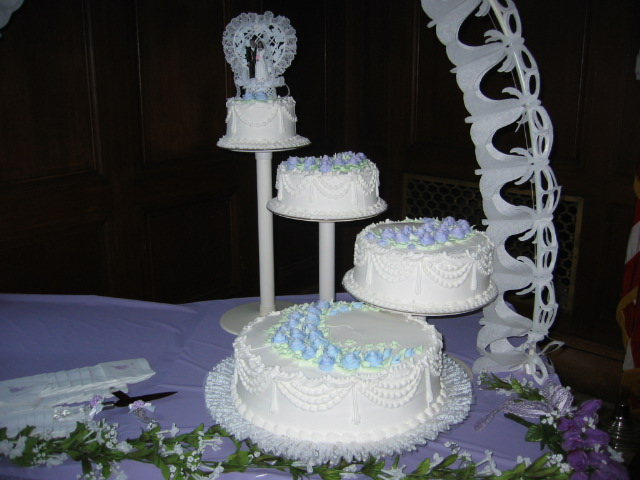 Spiral Wedding Cakes 171 Taylor S Bakery