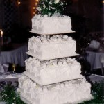 4 Tier Square Traditional