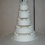 5 Tier Smooth Traditional Scroll
