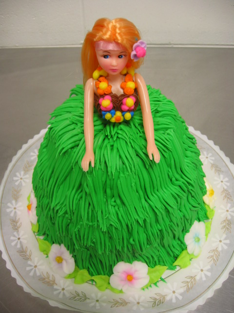 Doll Cakes 171 Taylor S Bakery