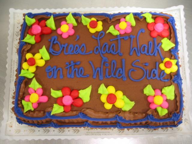 Custom Specialty Birthday Cakes Taylors Bakery