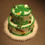 St Patty Tiered